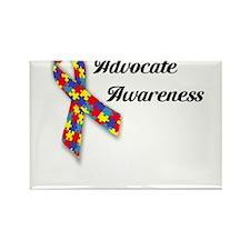 Advocate Awareness Rectangle Magnet