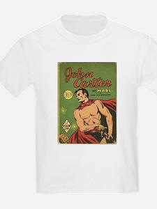 Big Little Book John Carter of Mars 1940 T-Shirt