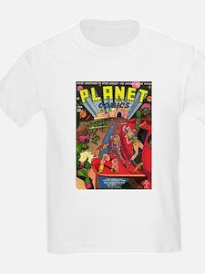 Planet Comics No 1 T-Shirt
