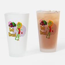 Lot Lizard 2013 Drinking Glass