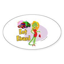 Lot Lizard 2013 Decal