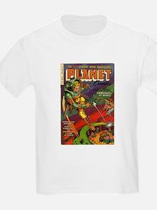 Planet Comics No 71 T-Shirt