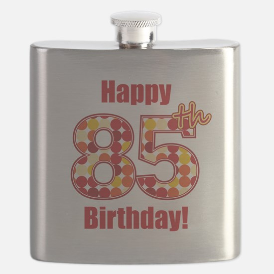 Happy 85th Birthday! Flask