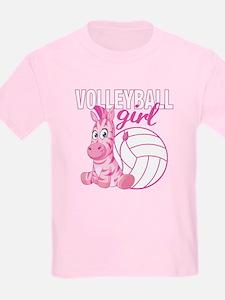 Volleyball Girl T-Shirt