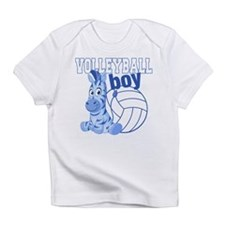 Volleyball Boy Infant T-Shirt