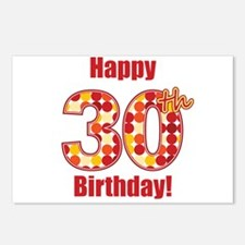 Happy 30th birthday happy 30th birthday postcards happy for 30th birthday decoration packages