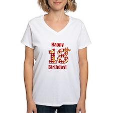 Happy 18th Birthday! T-Shirt