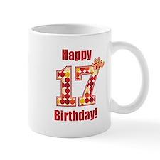 Happy 17th Birthday! Mug