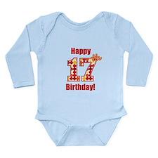 Happy 17th Birthday! Body Suit