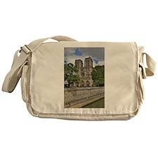 Notre Dame De Paris Messenger Bag