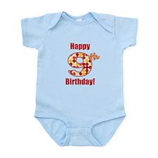 Happy 9th Birthday! Body Suit