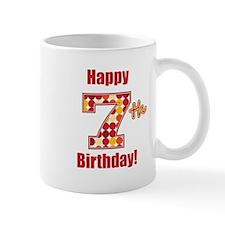 Happy 7th Birthday! Mug