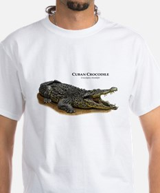 Cuban Crocodile Shirt