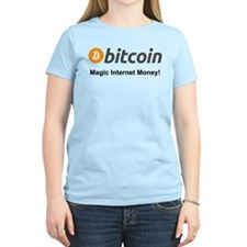 Bitcoin: Magic Internet Money! T-Shirt
