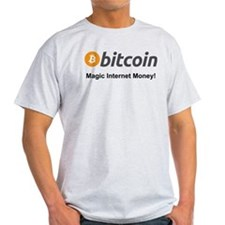Bitcoin: Magic Internet Money! T-Shirt
