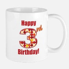 Happy 3rd Birthday! Mug