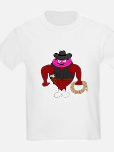 Cowboy Ham T-Shirt