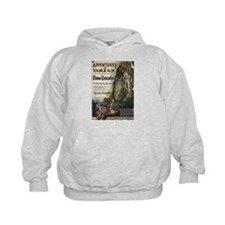 Adventures of Tarzan Elmo Lincoln Hoodie