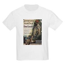 Adventures of Tarzan Elmo Lincoln T-Shirt