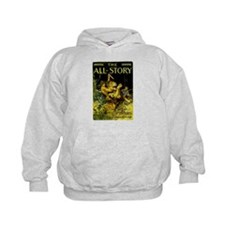 All-Story Magazine 1912 Tarzan of the Apes Hoodie