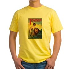 Tarzan the Untamed T-Shirt