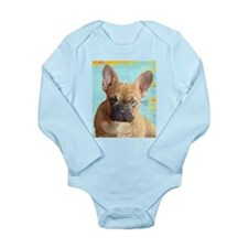 Adorable French Bull Dog Body Suit