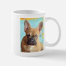 Adorable French Bull Dog Mug