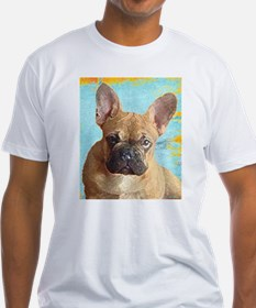 Adorable French Bull Dog T-Shirt