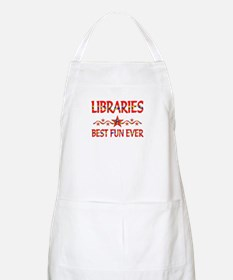 Libraries Best Fun Apron