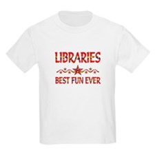 Libraries Best Fun T-Shirt