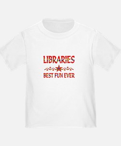 Libraries Best Fun T