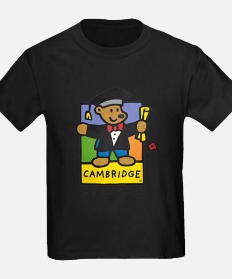 Cambridge academic bear design T-Shirt