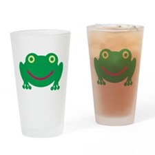 frog Drinking Glass