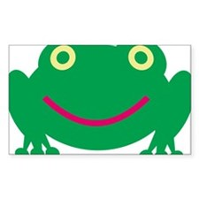 frog Decal