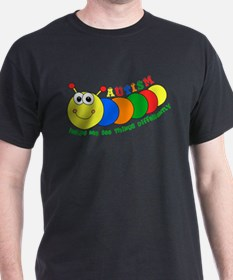 Autism Caterpillar T-Shirt