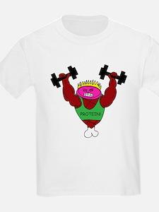 Weightlifter Ham T-Shirt