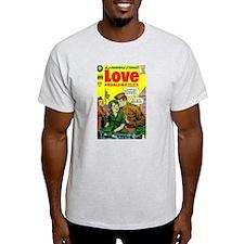 All Romance Stories Love Problems 1953 T-Shirt