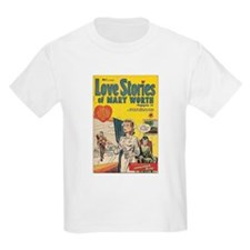 Love Stories of Mary Worth T-Shirt