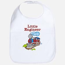 Little Engineer Bib