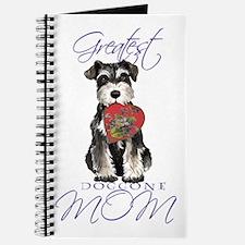 Mini Schnauzer Mom Journal