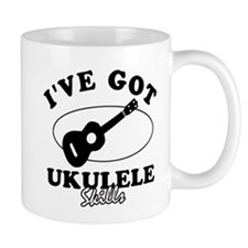 I've got Ukulele skills Mug