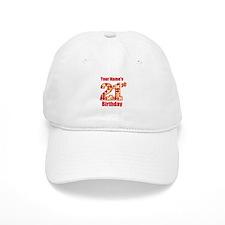 Happy 21st Birthday - Personalized! Baseball Baseball Cap