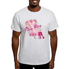 Prissy Sissy Corset T-Shirt