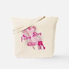 Prissy Sissy Corset Tote Bag