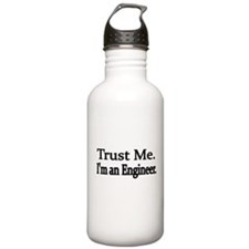 Trust Me. Im an Engineer Water Bottle