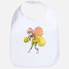 Fairy of the Daffoldils Bib