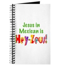 Jesus in Mexican Journal