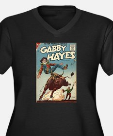 Gabby Hayes No 58 Plus Size T-Shirt