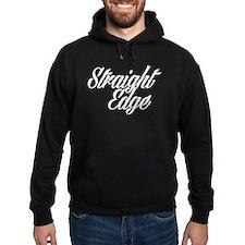 STRAIGHT EDGE LOGO Hoodie