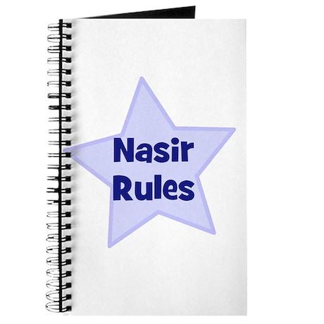 Nasir Rules Journal